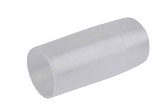 мундштук многоразовый пластиковый, загубник для спирометрии