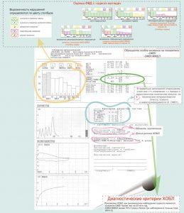 Протокол Спирометрии Интерпретация